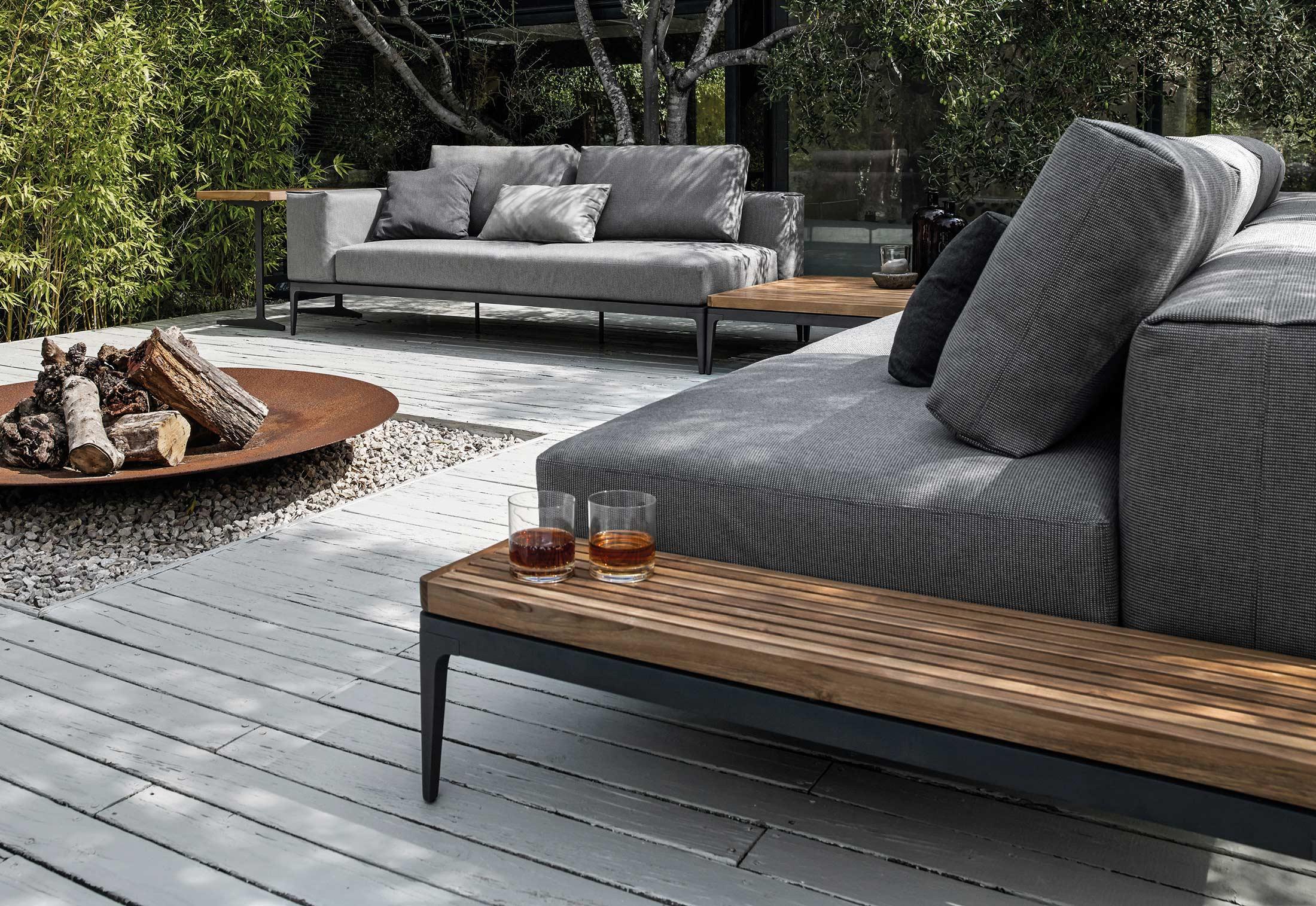 gloster inside out. Black Bedroom Furniture Sets. Home Design Ideas